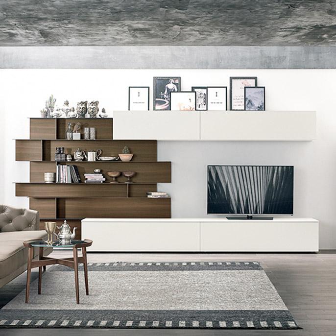 Arredo soggiorno | Arredamenti Mattiello