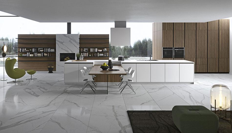 Cucine moderne, Cucine su misura, Arredare cucina | Negozio ...